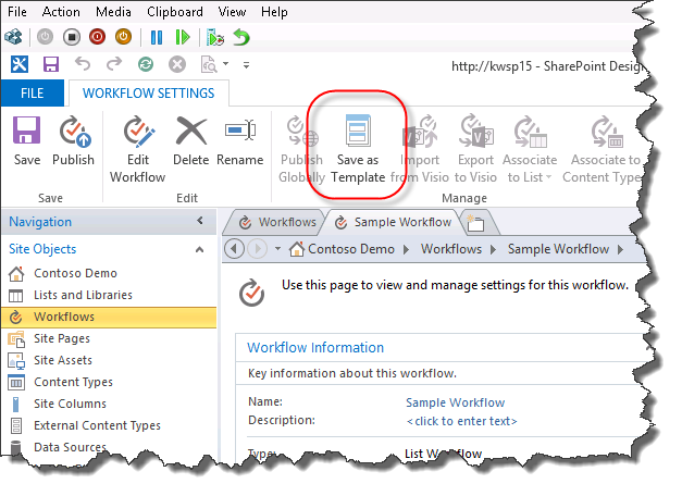 Understanding how to package and deploy workflow in SharePoint ...